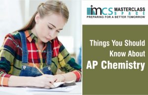 Things You Should Know About AP Chemistry